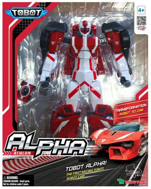 """Робот-трансформер """"Тобот. Атлон Альфа"""" — фото, картинка"""