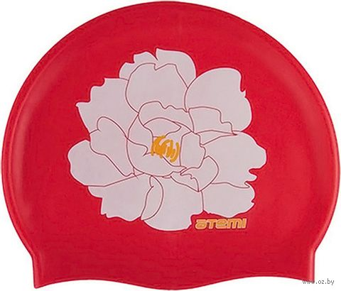 Шапочка для плавания (цветок; арт. PSC409) — фото, картинка