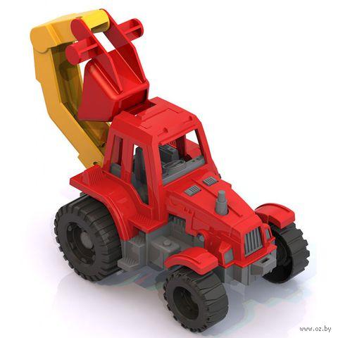 "Трактор ""Ижора"" — фото, картинка"