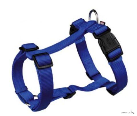 """Шлея для собак """"Premium H-harness"""" (размер XS-S, 30-40 см, синий, арт. 20322)"""