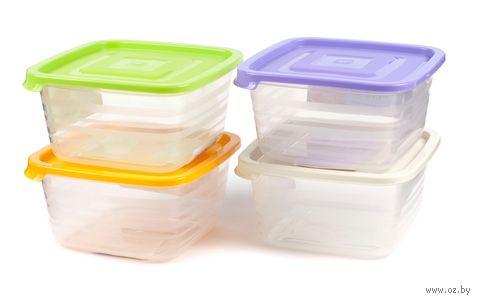 """Контейнер для еды """"Унико"""" (0,9 л) — фото, картинка"""