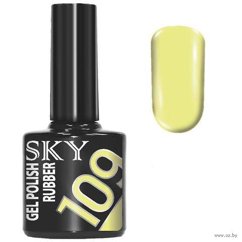 """Гель-лак для ногтей """"Sky"""" тон: 109 — фото, картинка"""