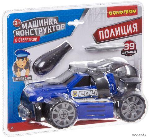 """Игровой набор """"Полиция"""" (арт. ВВ3382) — фото, картинка"""