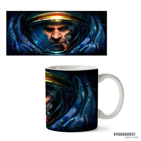 """Кружка """"StarCraft 2"""""""