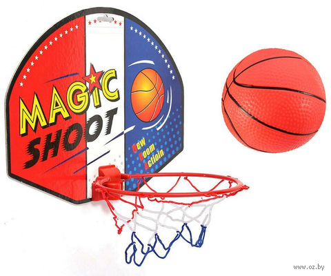"Игровой набор ""Баскетбол"" (арт. 809) — фото, картинка"