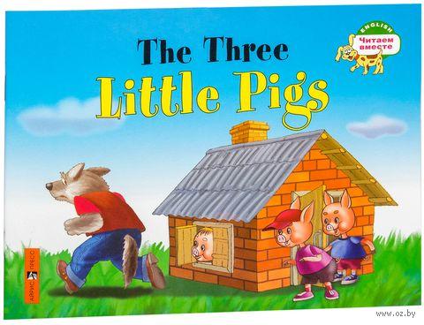 The Three Little Pigs — фото, картинка
