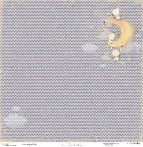 Бумага для скрапбукинга (арт. FLEER089)