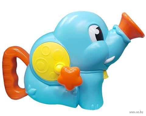 """Игрушка для купания """"Слонёнок"""" — фото, картинка"""