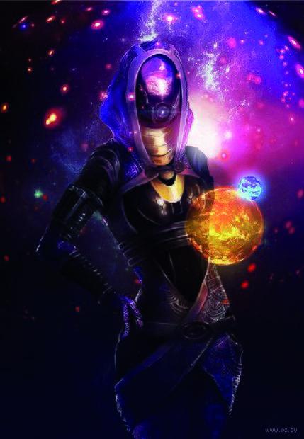 """Магнит на холодильник """"Mass Effect. Tali Zorah"""" — фото, картинка"""