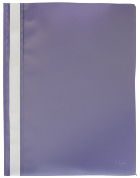 """Папка-скоросшиватель """"Esselte"""" (А4; фиолетовая) — фото, картинка"""