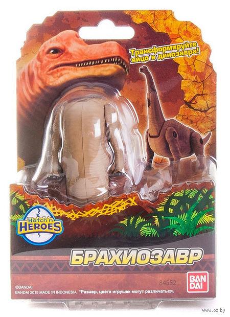 """Игрушка """"Яйцо-трансформер. Брахиозавр"""" — фото, картинка"""
