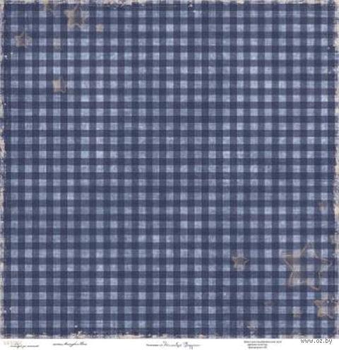 Бумага для скрапбукинга (арт. FLEER090)