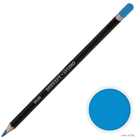 Карандаш цветной Studio 38 (синий зимородок)
