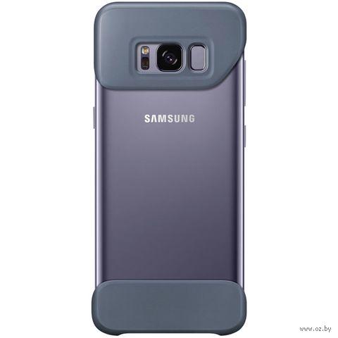 Чехол для телефона Samsung Galaxy Note 8 2Piece Cover Great (фиолетовый) — фото, картинка