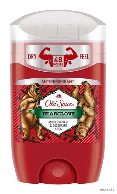 """Дезодорант-антиперспирант для мужчин """"Bearglove"""" (стик; 50 мл) — фото, картинка"""