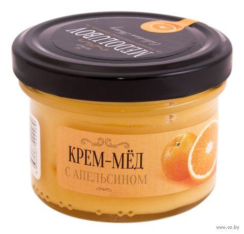 "Крем-мёд ""Medolubov. С апельсином"" (100 г) — фото, картинка"