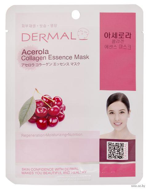 """Тканевая маска для лица """"Acerola Collagen"""" (23 г) — фото, картинка"""