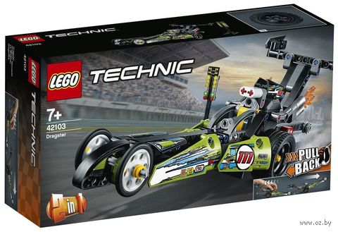 "LEGO Technic ""Драгстер"" — фото, картинка"