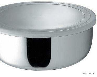 Салатник металлический (160 мм; арт. 1601-16)
