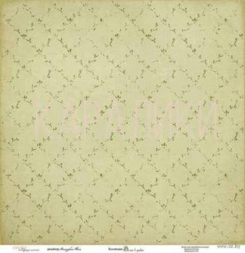 Бумага для скрапбукинга (арт. FLEER104)