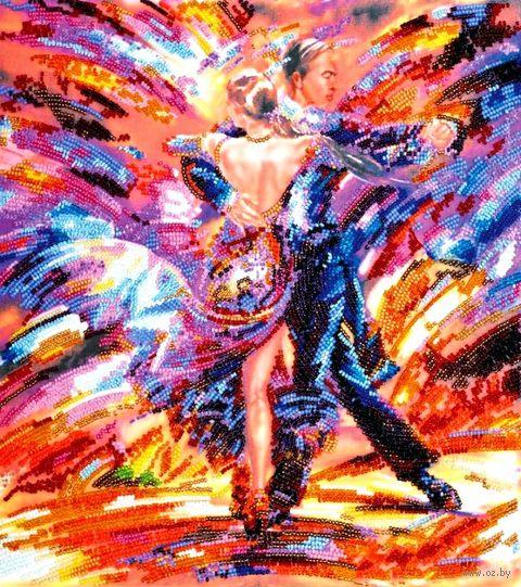 "Вышивка бисером ""В ритме танго"" (300х320 мм) — фото, картинка"