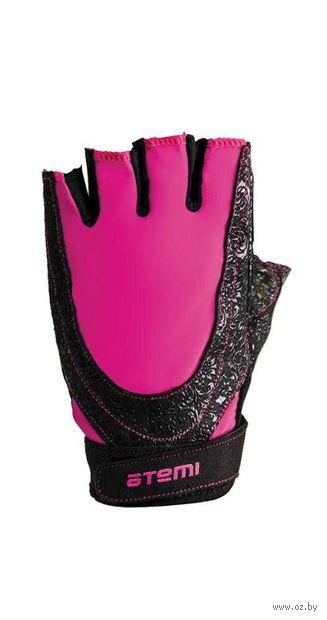 Перчатки для фитнеса AFG-06p (M) — фото, картинка