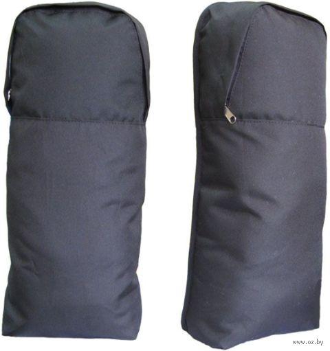 Навесные карманы (7,5 л; 2 шт.; чёрные) — фото, картинка