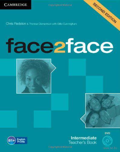 Face2Face. Intermediate. Teacher`s Book (+ DVD-ROM)