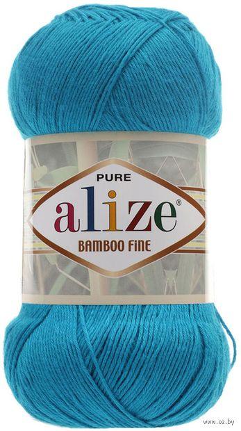 "Пряжа ""ALIZE. Bamboo Fine №484"" (100 г; 440 м) — фото, картинка"
