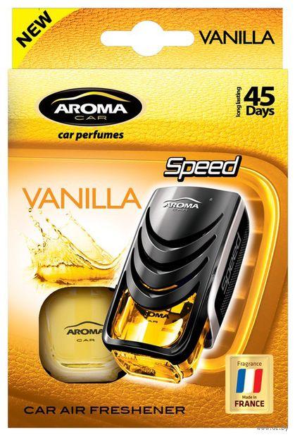 """Ароматизатор """"Speed"""" (vanilla) — фото, картинка"""