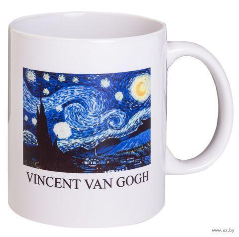 """Кружка """"Ван Гог. Звёздная ночь"""" — фото, картинка"""