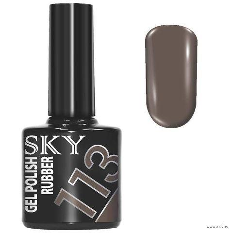 """Гель-лак для ногтей """"Sky"""" тон: 113 — фото, картинка"""