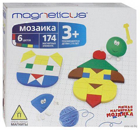 """Мозаика магнитная """"30 этюдов"""" (174 элемента)"""