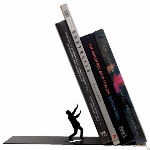 """Ограничитель для книг """"Falling bookend"""""""