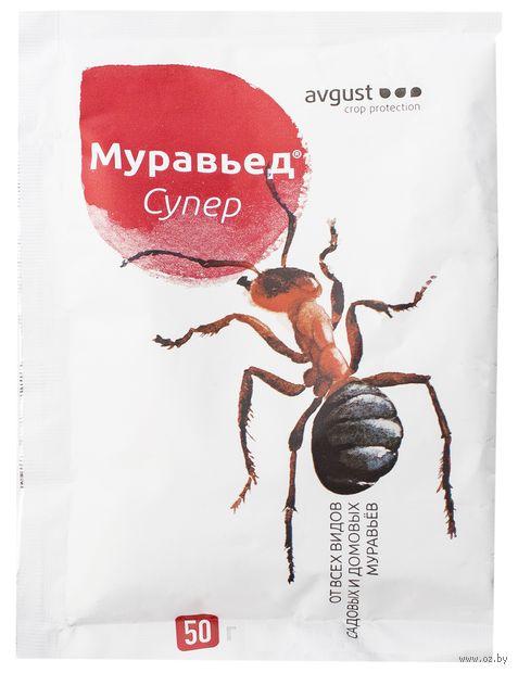 """Средство от муравьев """"Муравьед супер"""" (50 г) — фото, картинка"""