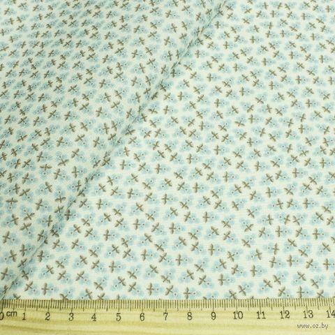 """Ткань """"Сказочные цветы"""" №61 — фото, картинка"""