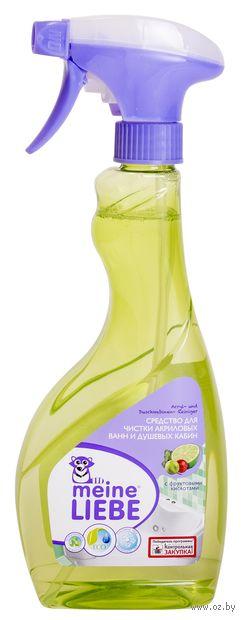 """Средство для чистки ванной комнаты """"С фруктовыми кислотами"""" (500 мл) — фото, картинка"""