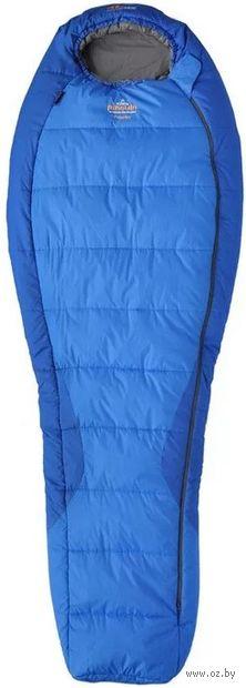 """Спальный мешок """"Topas"""" (R; синий) — фото, картинка"""