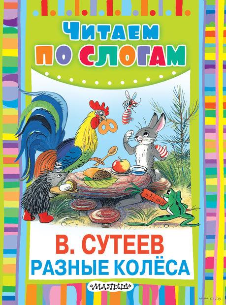 Разные колеса. Владимир Сутеев