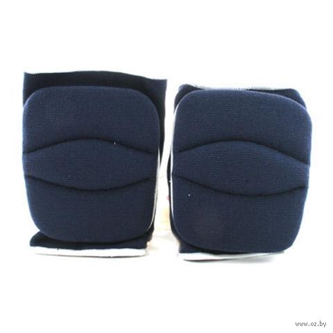 Наколенники волейбольные 6753 (M; синие) — фото, картинка