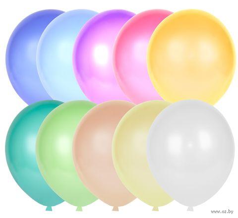 """Набор воздушных шаров """"Металлик"""" — фото, картинка"""