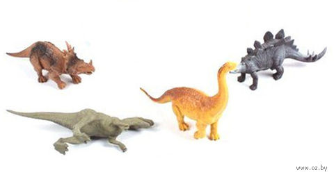 "Набор фигурок ""Долина динозавров"" (арт. K146)"