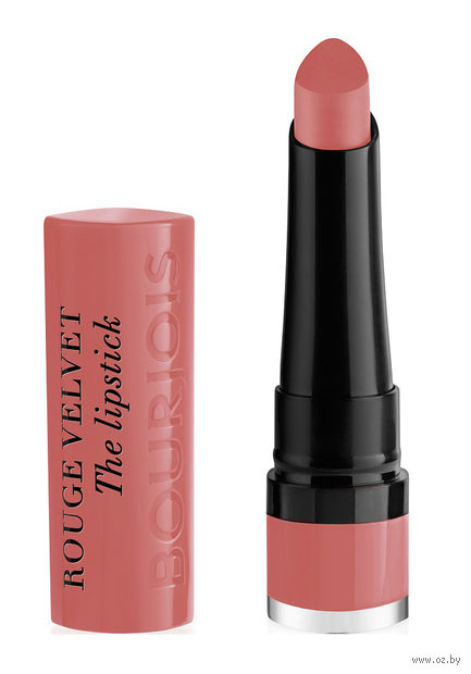 "Помада для губ ""Rouge Velvet the Lipstick"" (тон: 2, бледно-розовый) — фото, картинка"