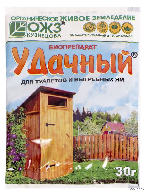 "Биопрепарат ""Удaчный"" (30 г) — фото, картинка"