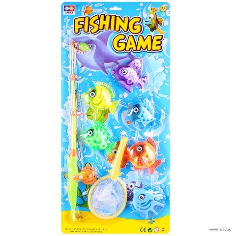 """Игровой набор """"Рыбалка"""" (арт. DV-T-1177) — фото, картинка"""