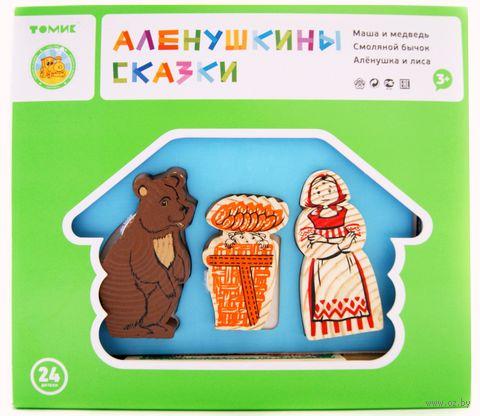 """Деревянная игрушка """"Алёнушкины сказки"""" — фото, картинка"""
