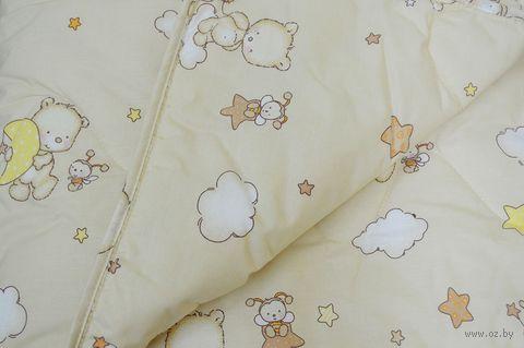 Одеяло стеганое (140х110 см; детское; арт. К.2.11) — фото, картинка