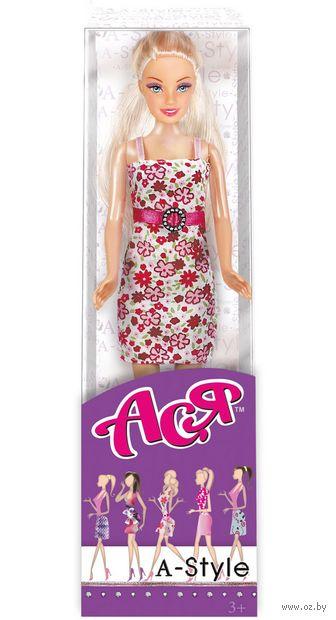 """Кукла """"Ася. А-стайл 2"""" — фото, картинка"""