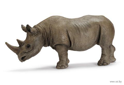 """Фигурка """"Черный носорог"""" (6 см)"""