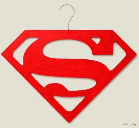 "Вешалка ""Супермен"" — фото, картинка"